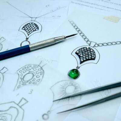 Jewellery Design and Creativity Experience
