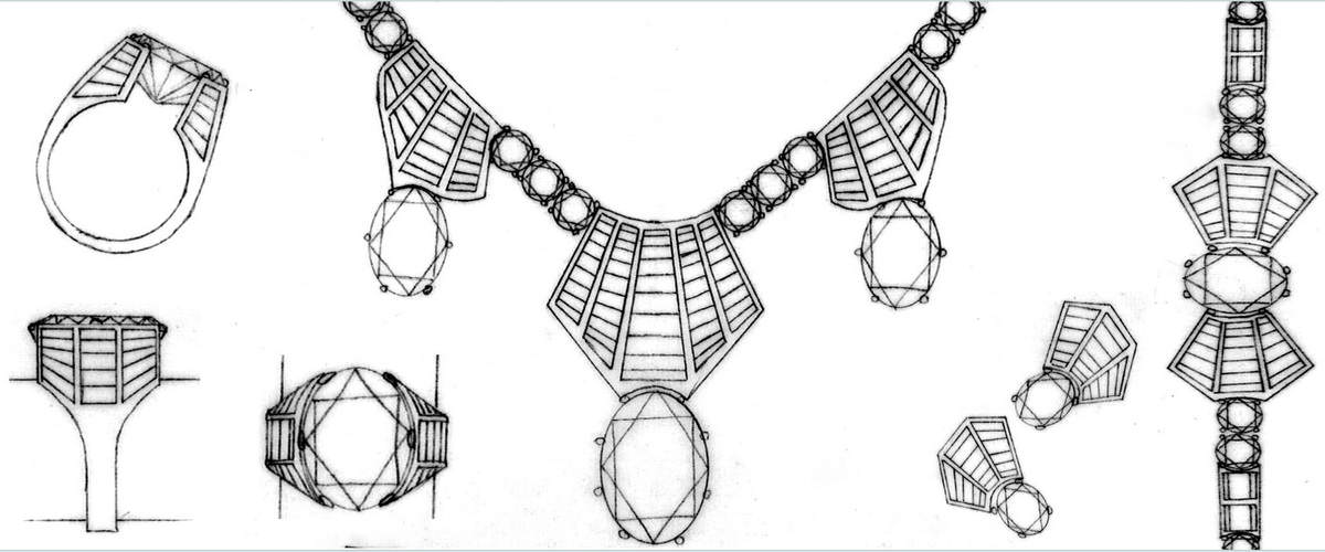 Fine Jewellery Design 1 | Curriculum