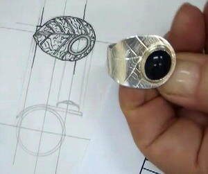 JD100: Rings with Gemstones, Pendants and other designs