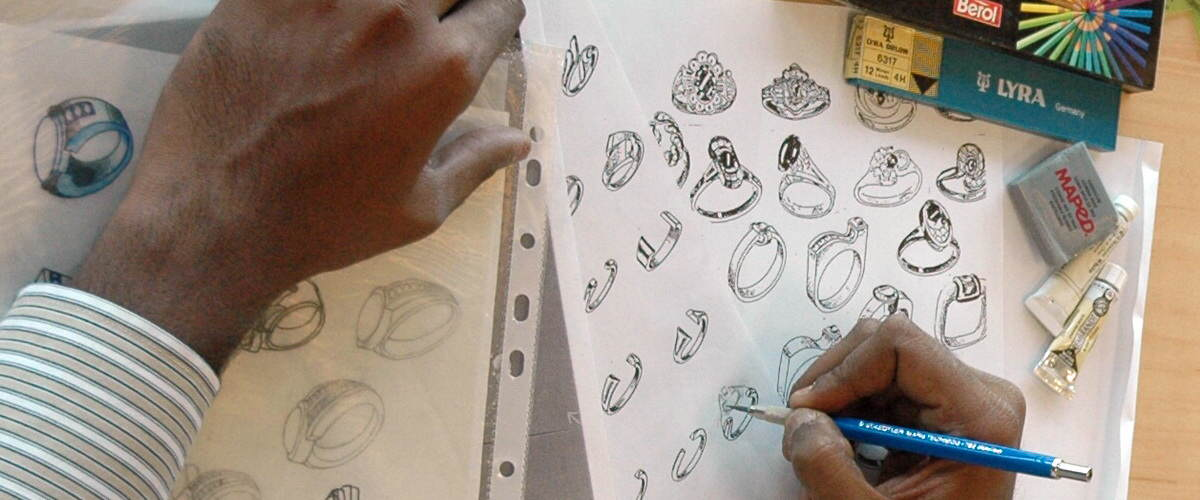 Fine Jewellery Design Curriculum